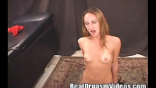 Thin Egyptian Slut Rides a Sybian